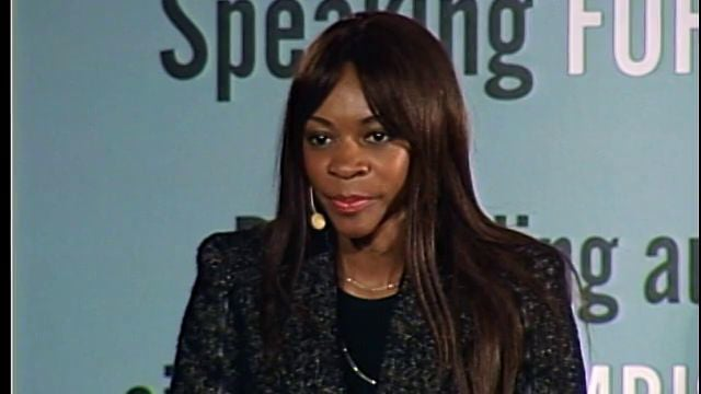 Foreign Aid - Dambisa Moyo highlights video