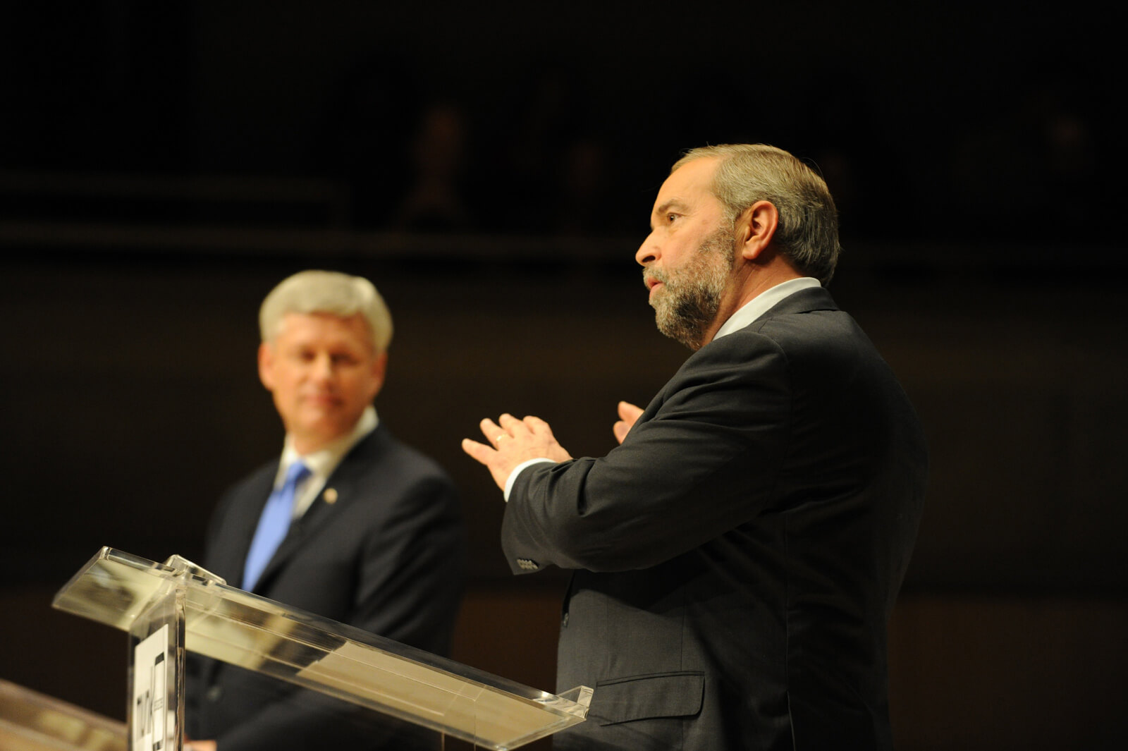 Federal Elections Debate photo