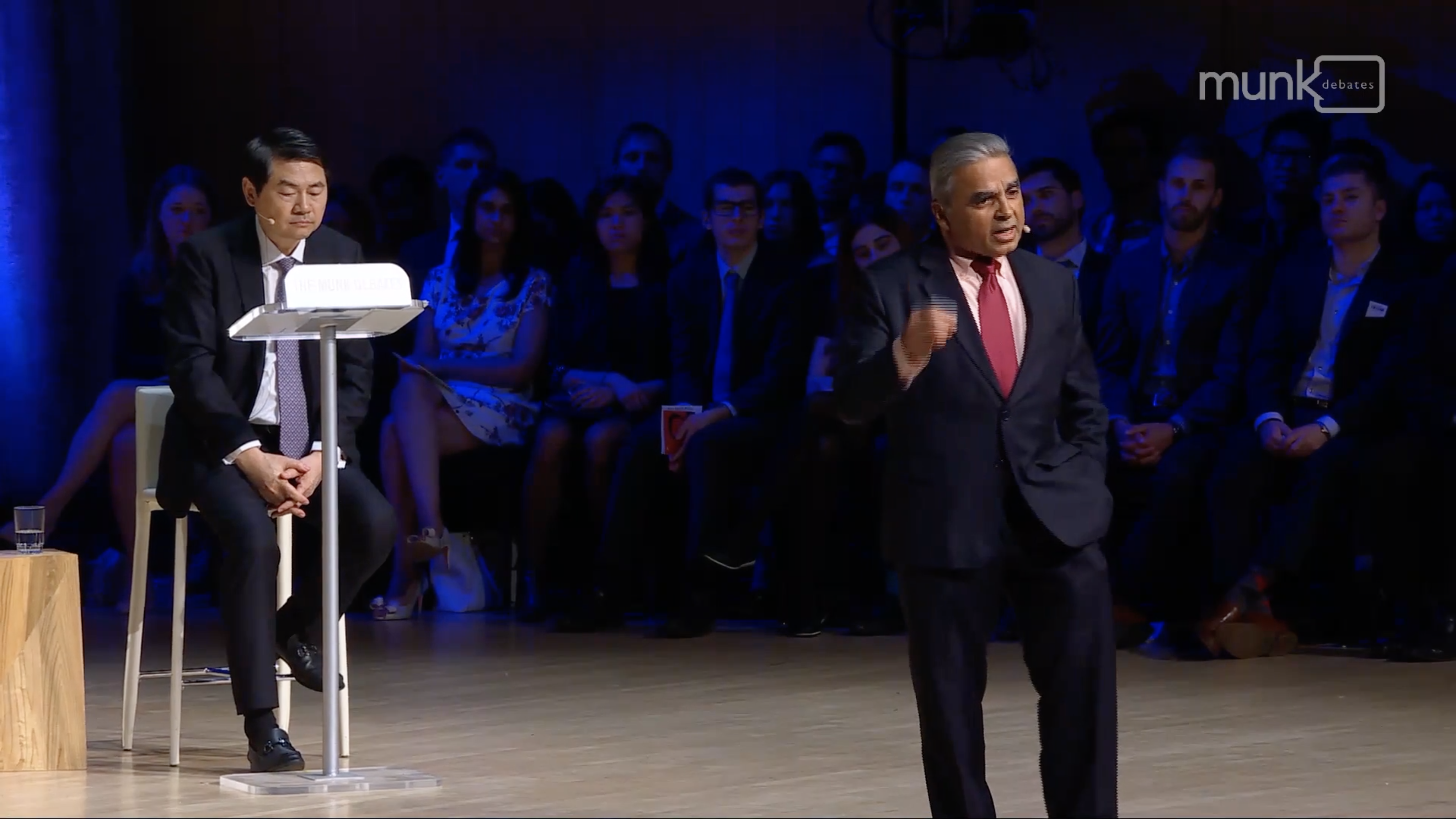 China Professor Kishore Mahbubani Closing Statement video