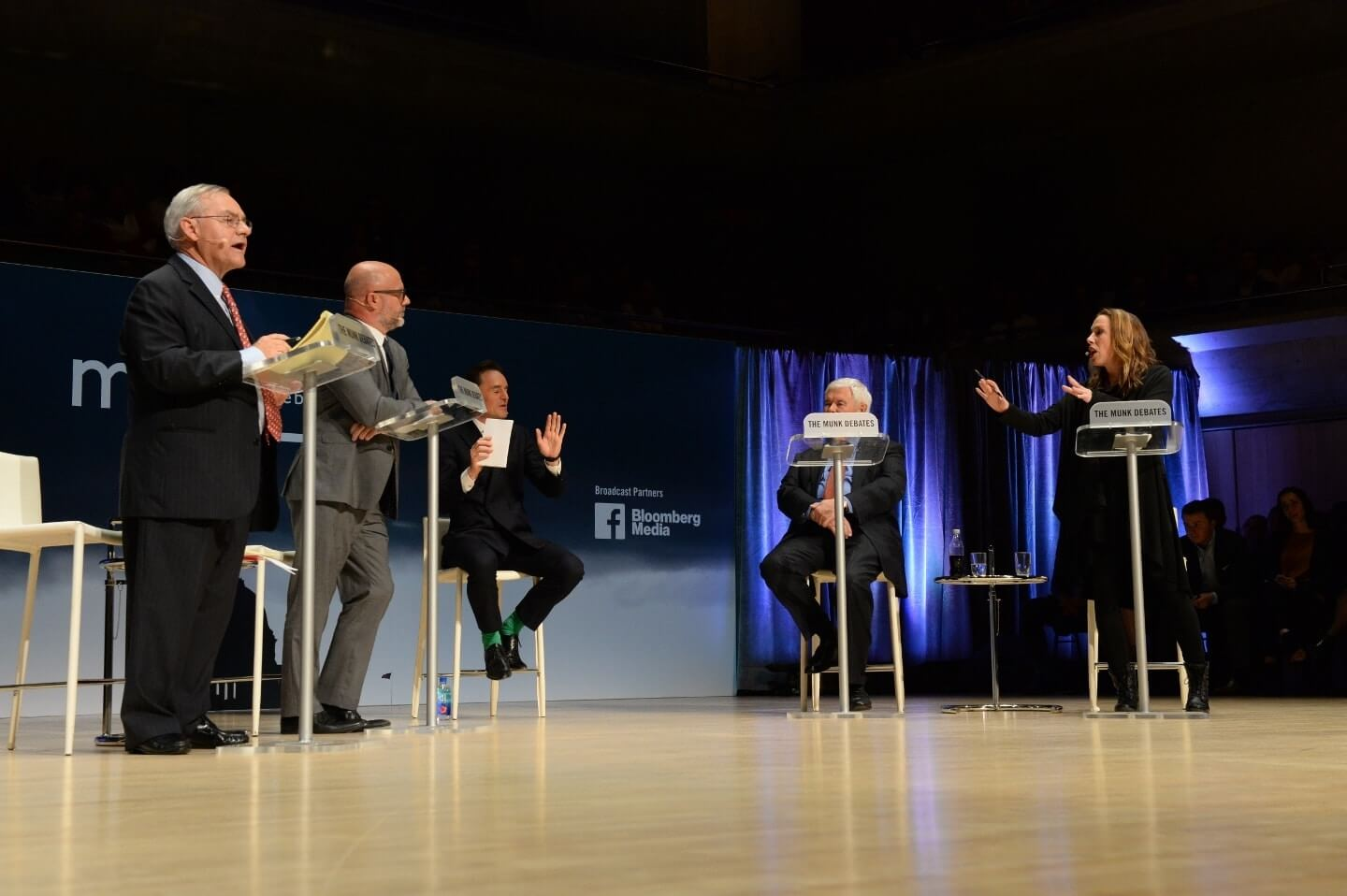 American Democracy Debate photo