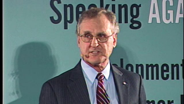 Foreign Aid - Stephen Lewis highlights video