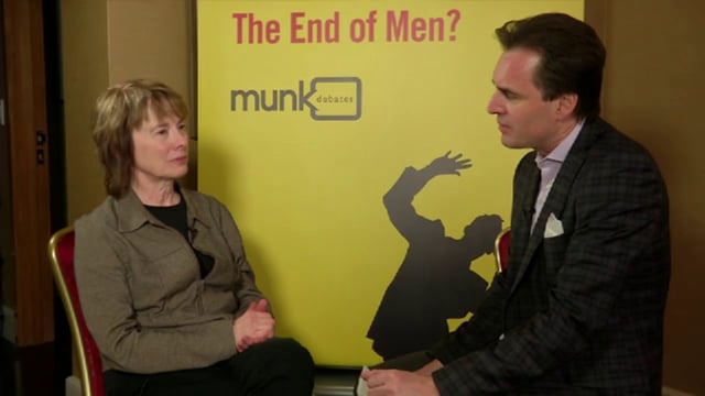 Gender in the 21st Century Pre-Debate Interview: Camille Paglia