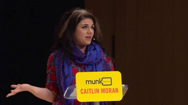 Gender in the 21st Century - Caitlin Moran highlights video