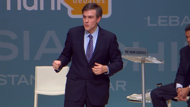Obama's Foreign Policy Bret Stephens video highlight