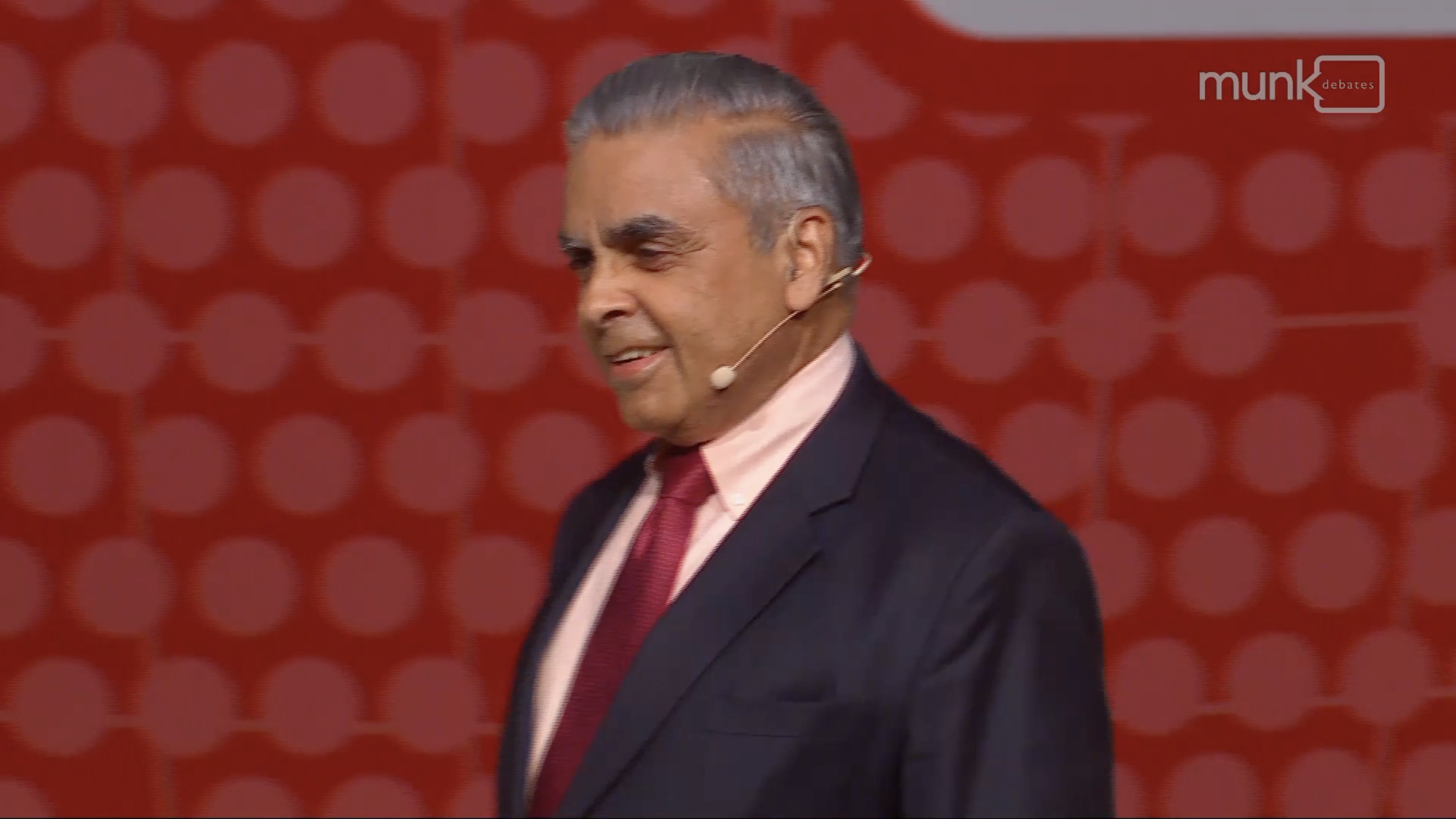 China Professor Kishore Mahbubani Opening Statement video
