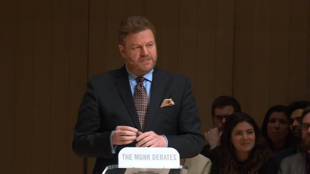 Global Refugee Crisis Mark Steyn video