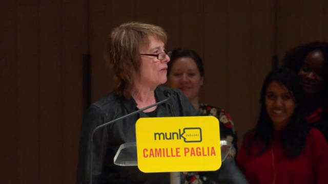 Gender in the 21st Century - Camille Paglia highlights video