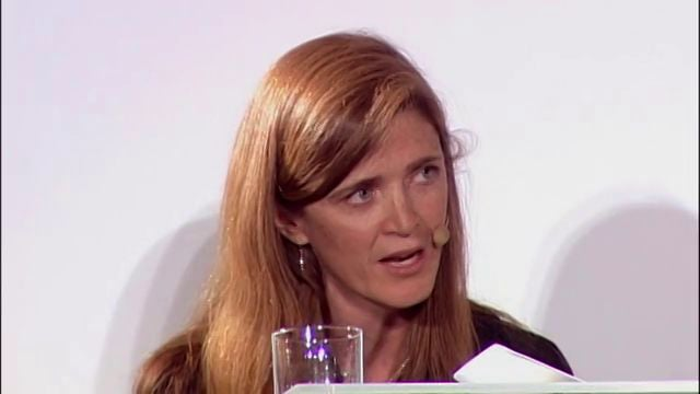 Global Security - Samantha Power highlights video