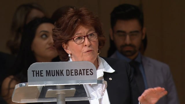Global Refugee Crisis Louise Arbour video